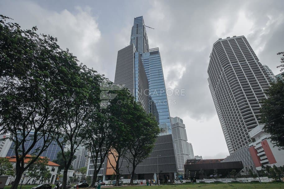 Guoco Tower Office For Rent Singapore 439