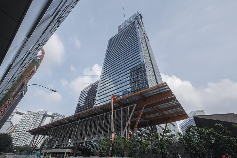 Guoco Tower Office For Rent Singapore 487