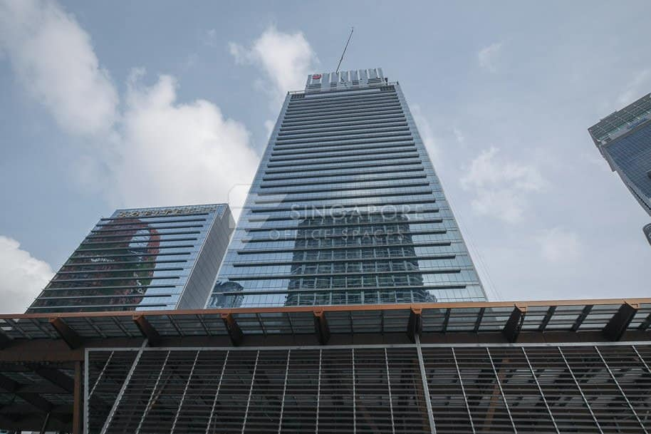 Guoco Tower Office For Rent Singapore 488