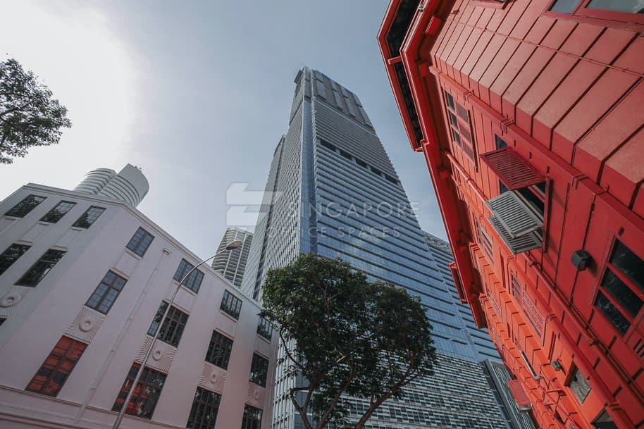 Guoco Tower Office For Rent Singapore 497