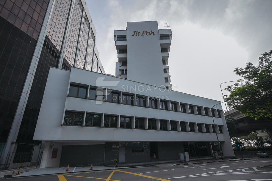 Jit Poh Building Office For Rent Singapore 423
