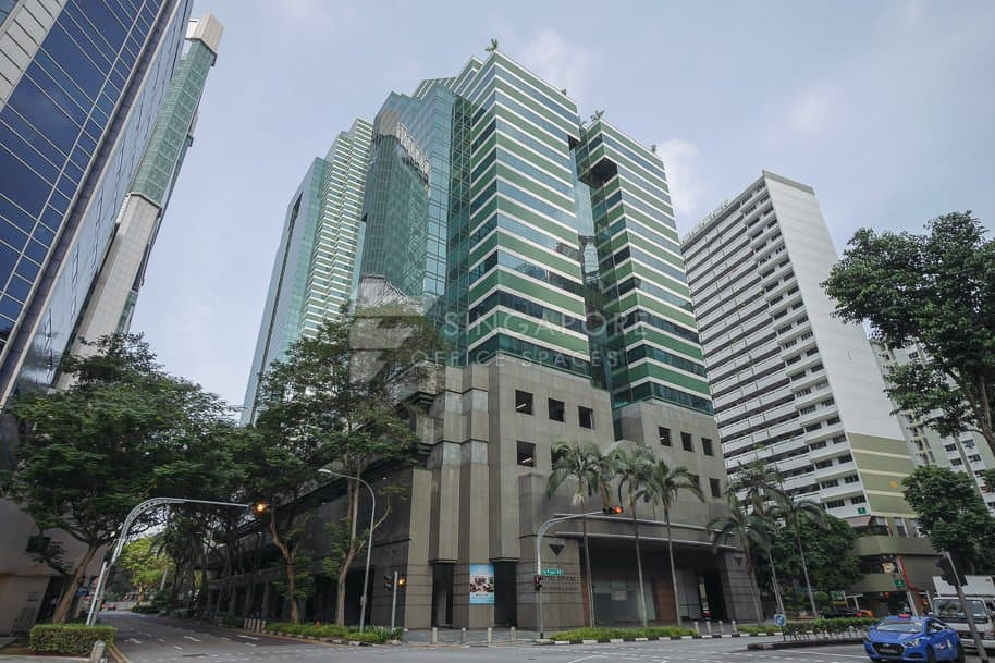 Keppel Towers 2 Office For Rent Singapore 434