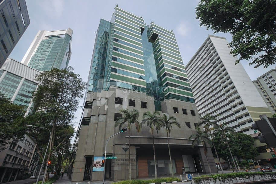 Keppel Towers 2 Office For Rent Singapore 435