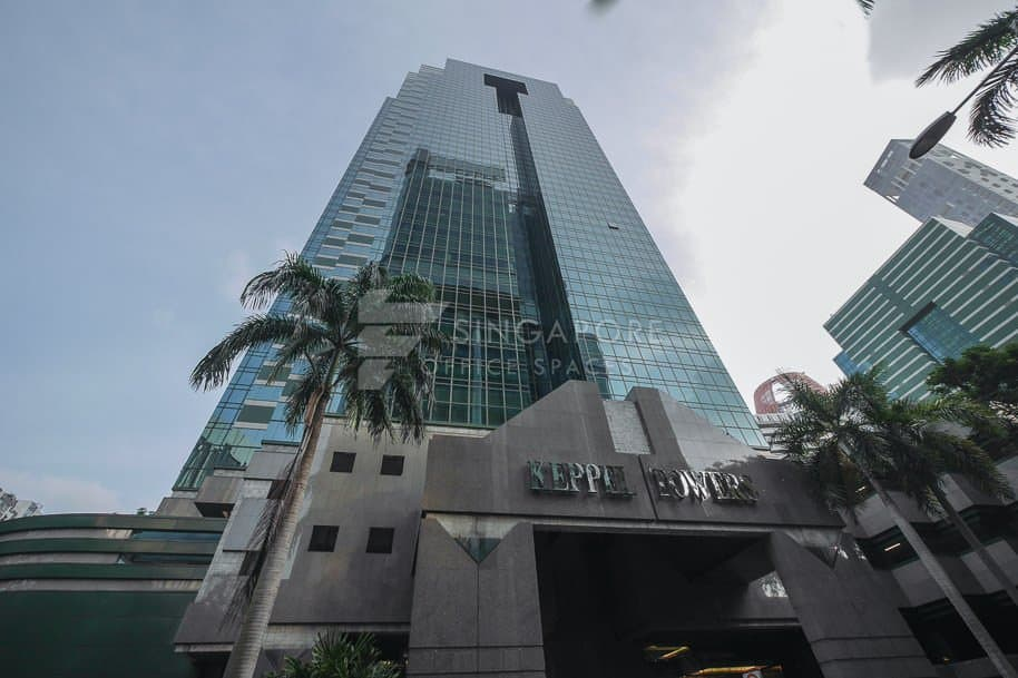 Keppel Towers Office For Rent Singapore 430
