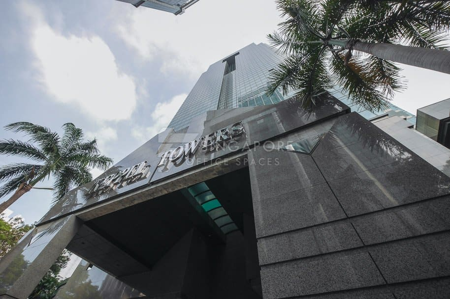 Keppel Towers Office For Rent Singapore 432