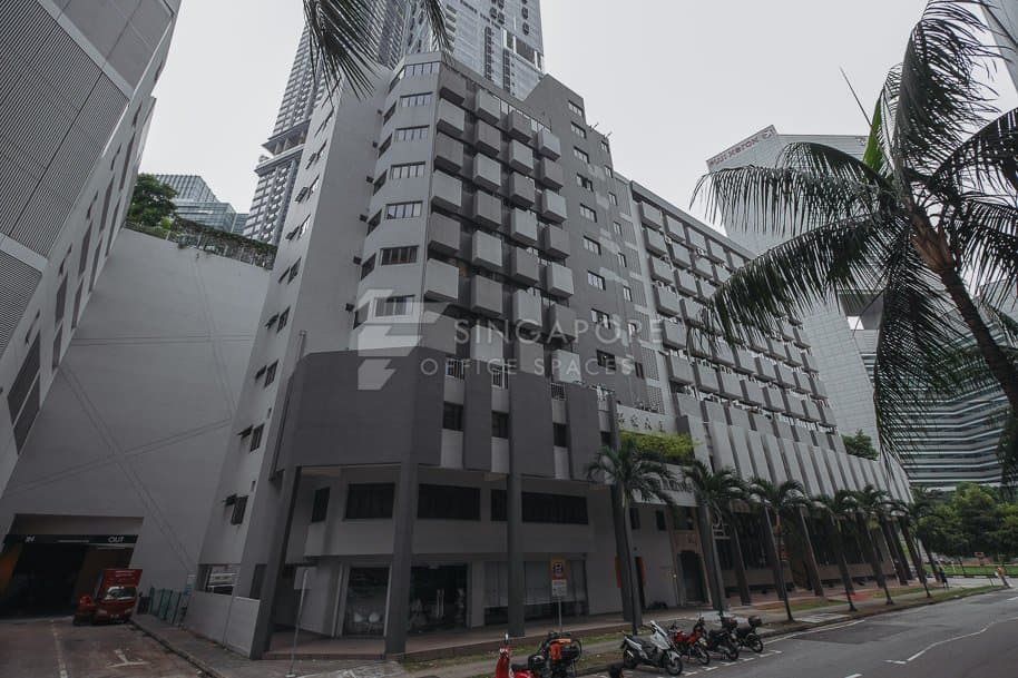 Lian Huat Building Office For Rent Singapore 443