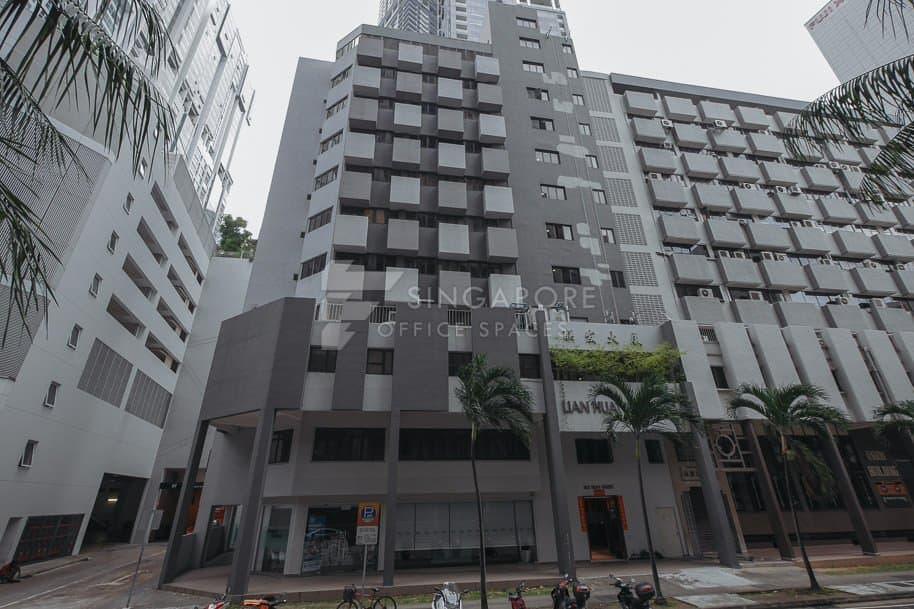 Lian Huat Building Office For Rent Singapore 444
