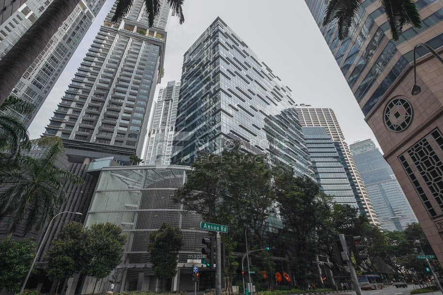 Mapletree Anson Office For Rent Singapore 461