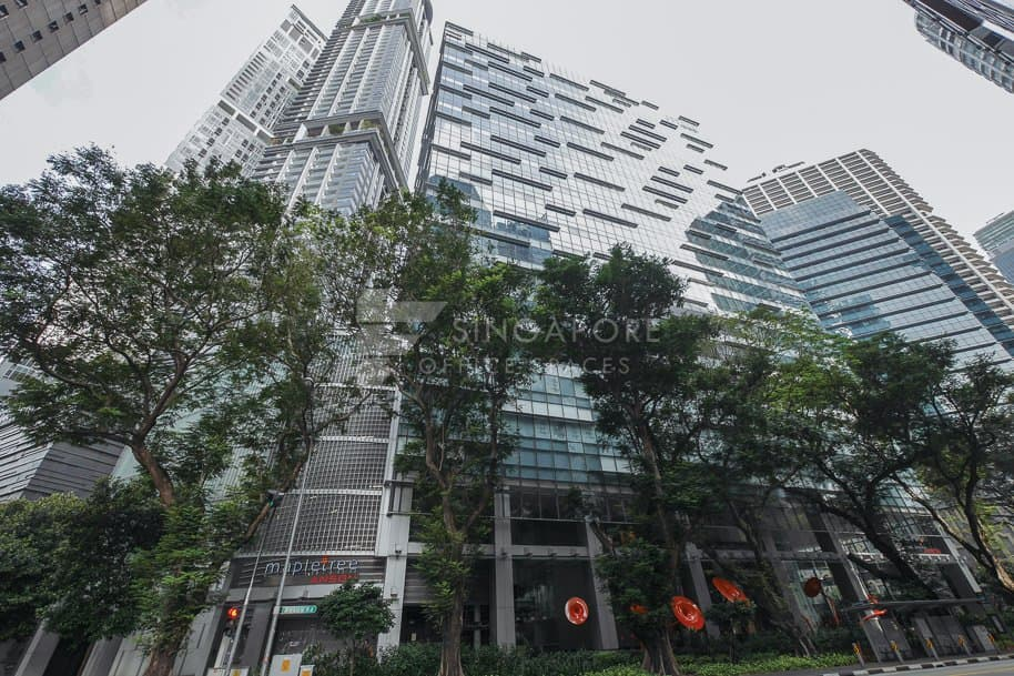 Mapletree Anson Office For Rent Singapore 464