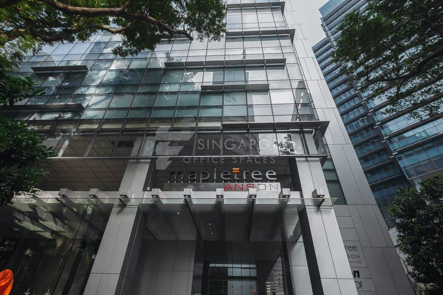 Mapletree Anson Office For Rent Singapore 483