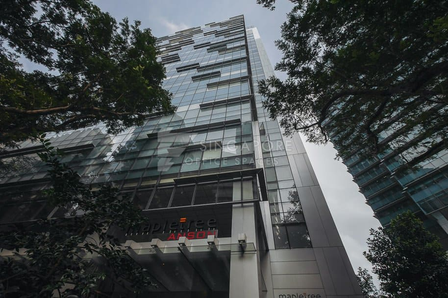 Mapletree Anson Office For Rent Singapore 485