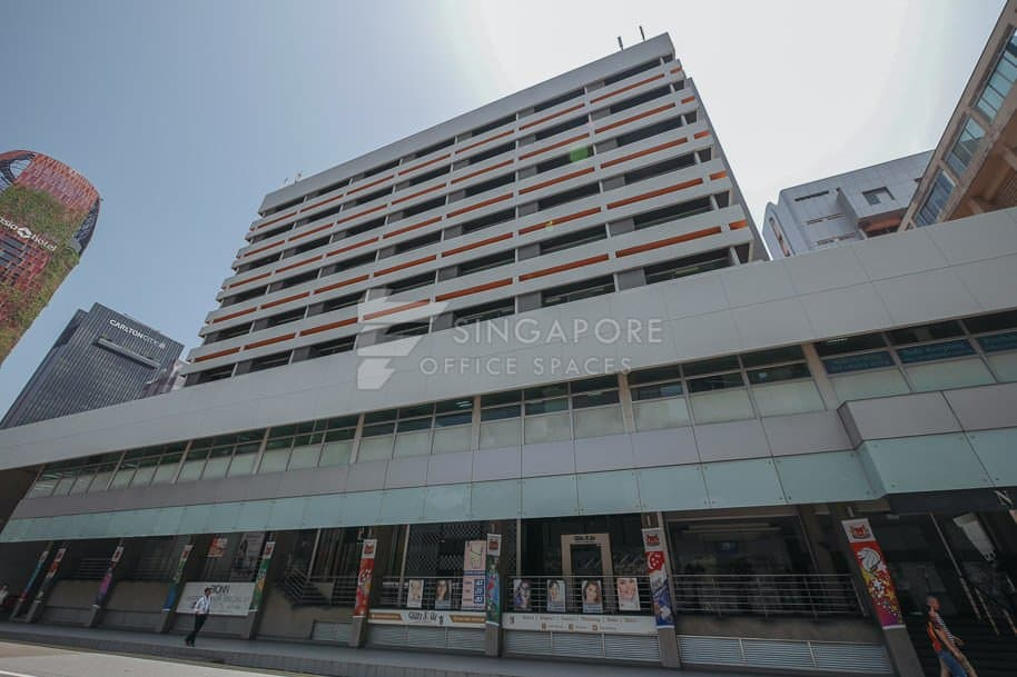 Nehsons Building Office For Rent Singapore 673