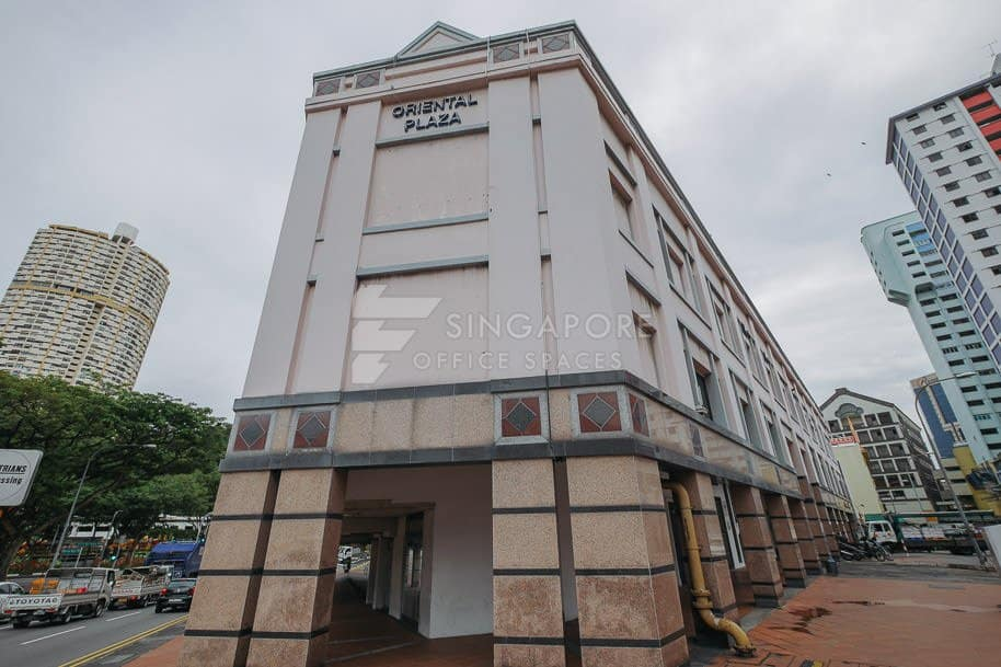 Oriental Plaza Office For Rent Singapore 120