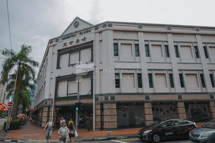 Oriental Plaza Office For Rent Singapore 123