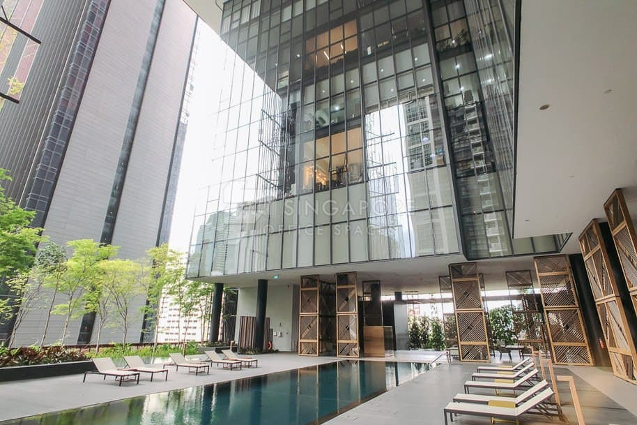Ps100 Office For Rent Singapore 989