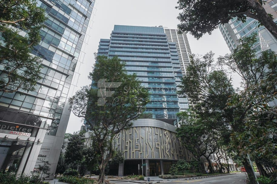 Twenty Anson Office For Rent Singapore 468