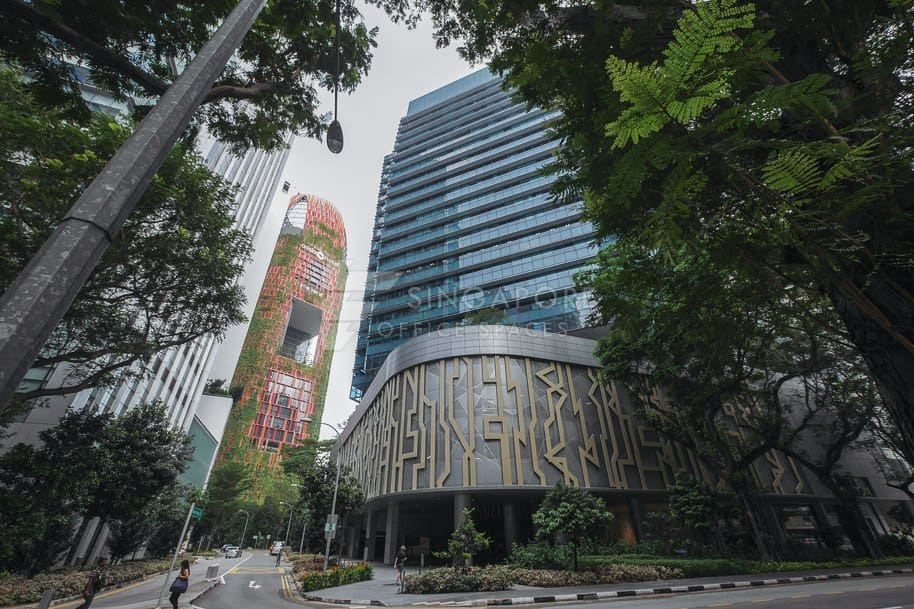 Twenty Anson Office For Rent Singapore 470
