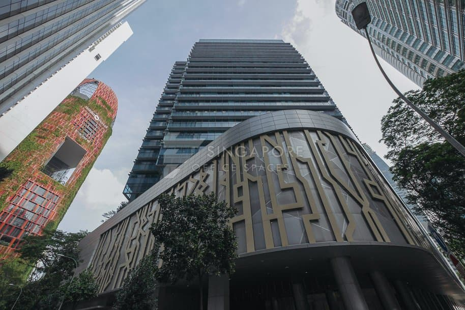 Twenty Anson Office For Rent Singapore 481