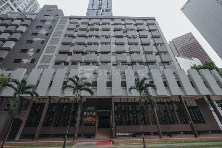 Union Building Office For Rent Singapore 446