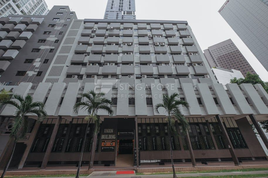 Union Building Office For Rent Singapore 446