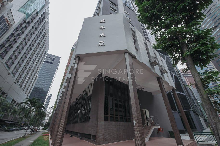 Union Building Office For Rent Singapore 449