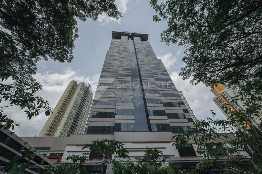 Central Plaza Office For Rent Singapore 400