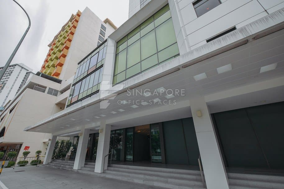 Ces Centre Office For Rent Singapore 145