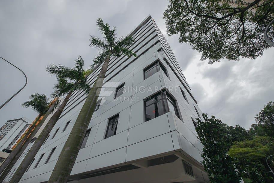 Ces Centre Office For Rent Singapore 147
