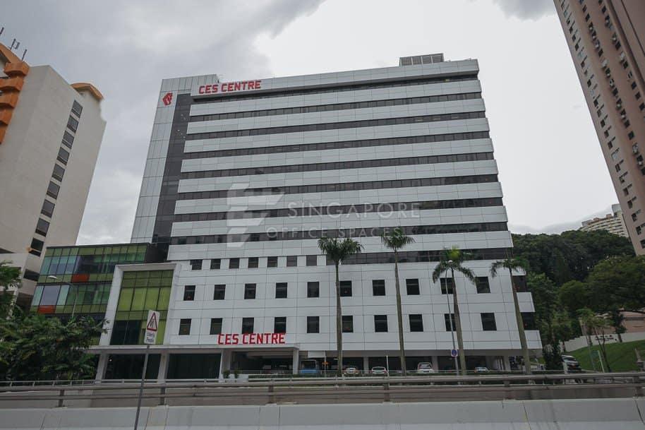 Ces Centre Office For Rent Singapore 148