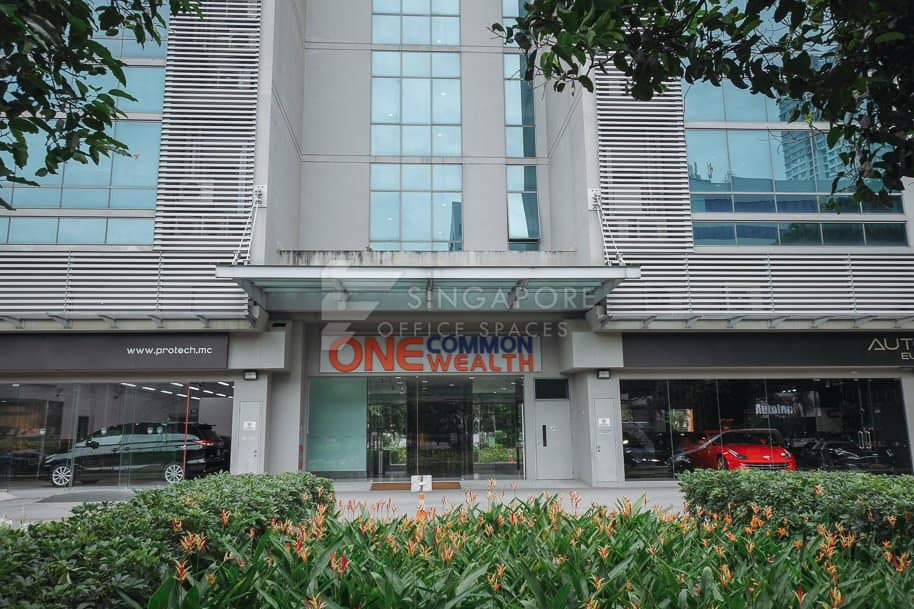 One Commonwealth Office For Rent Singapore 583
