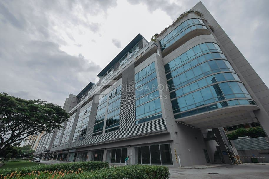 One Commonwealth Office For Rent Singapore 585