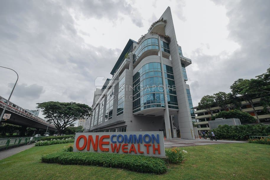 One Commonwealth Office For Rent Singapore 586
