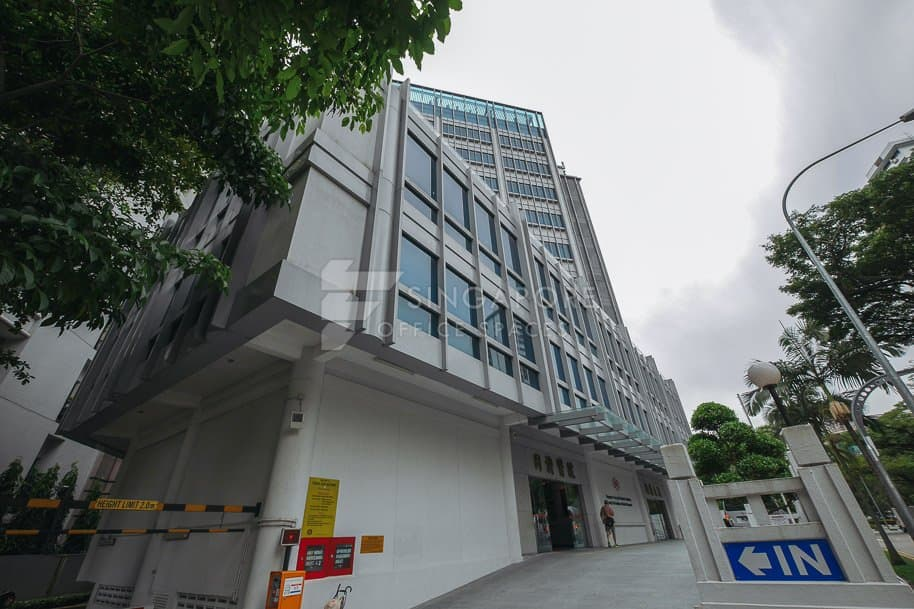 Thong Chai Building Office For Rent Singapore 150