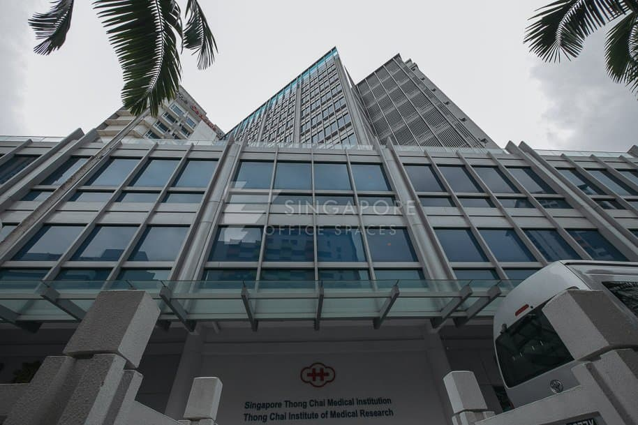 Thong Chai Building Office For Rent Singapore 152