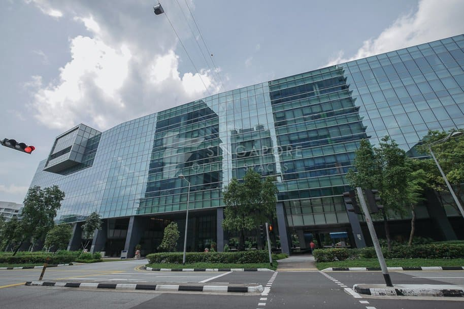 Bank Of America Merrill Lynch Harbourfront Office For Rent Singapore 387