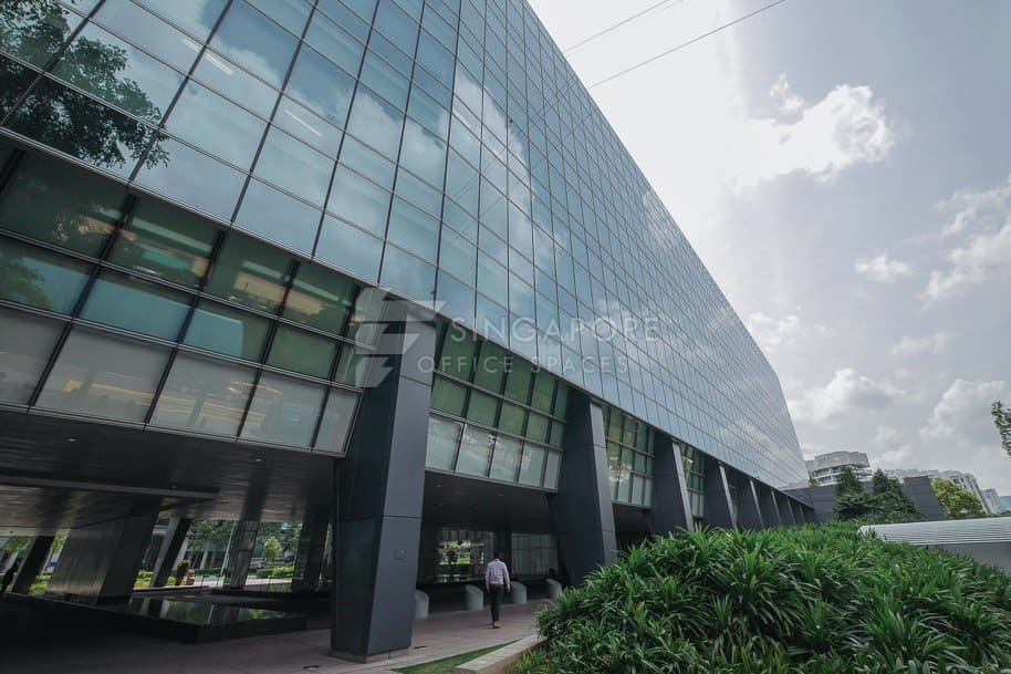 Bank Of America Merrill Lynch Harbourfront Office For Rent Singapore 396