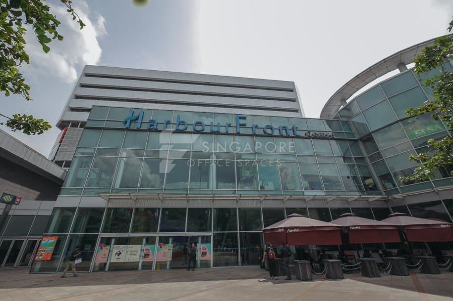 Harbourfront Centre Office For Rent Singapore 397