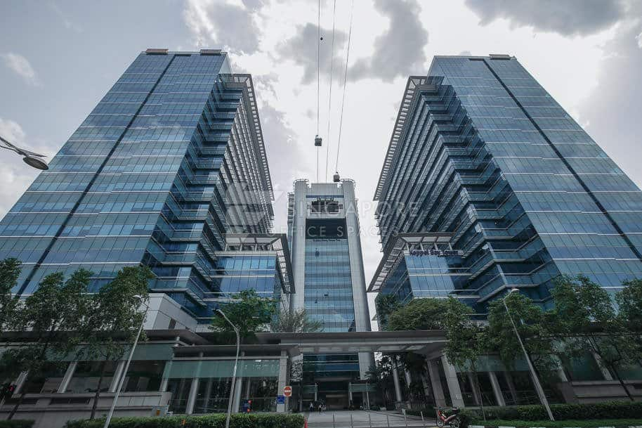 Keppel Bay Tower Office For Rent Singapore 383