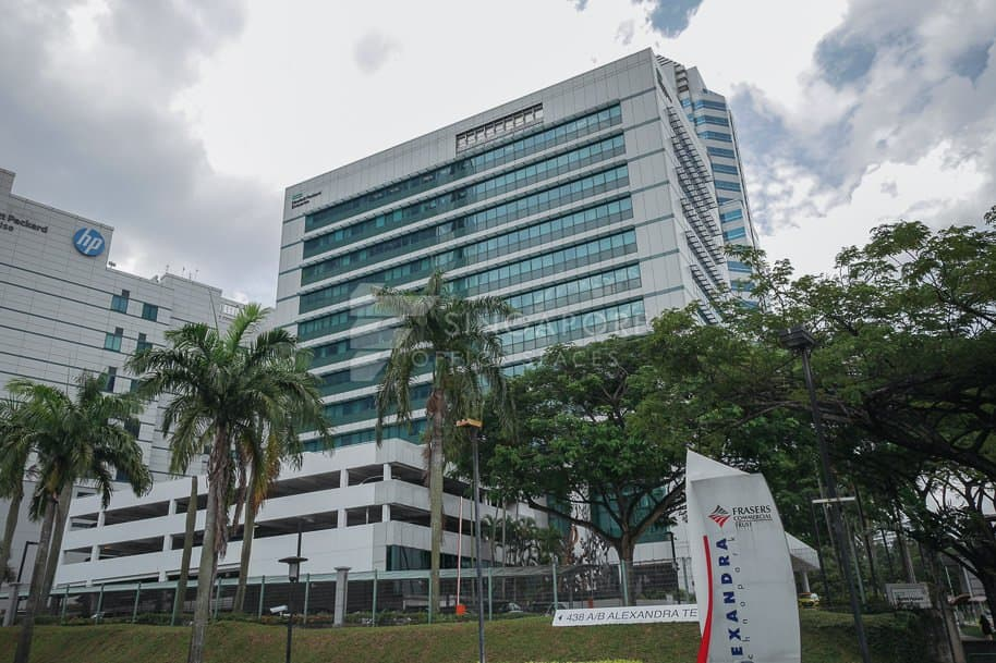 450 Alexandra Road Office For Rent Singapore 372