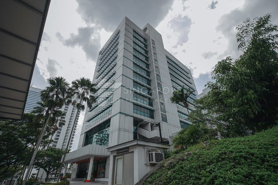 450 Alexandra Road Office For Rent Singapore 378