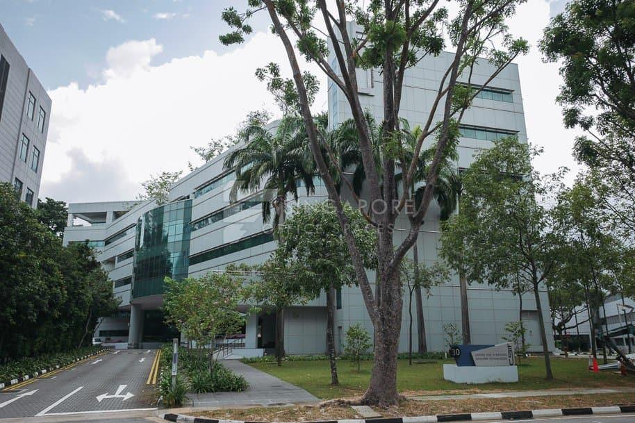CSIT Building Centre For Strategic Infocomm Technologies Office For Rent Singapore 1237
