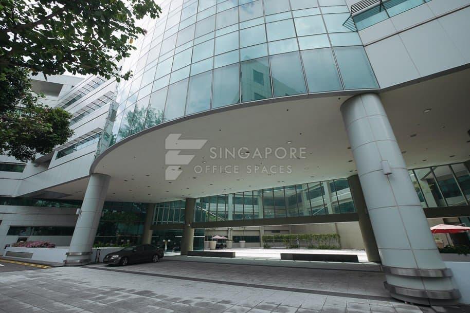 CSIT Building Centre For Strategic Infocomm Technologies Office For Rent Singapore 1248
