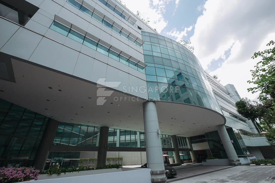 CSIT Building Centre For Strategic Infocomm Technologies Office For Rent Singapore 1249