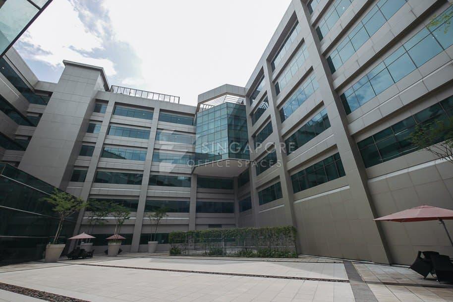 CSIT Building Centre For Strategic Infocomm Technologies Office For Rent Singapore 1250