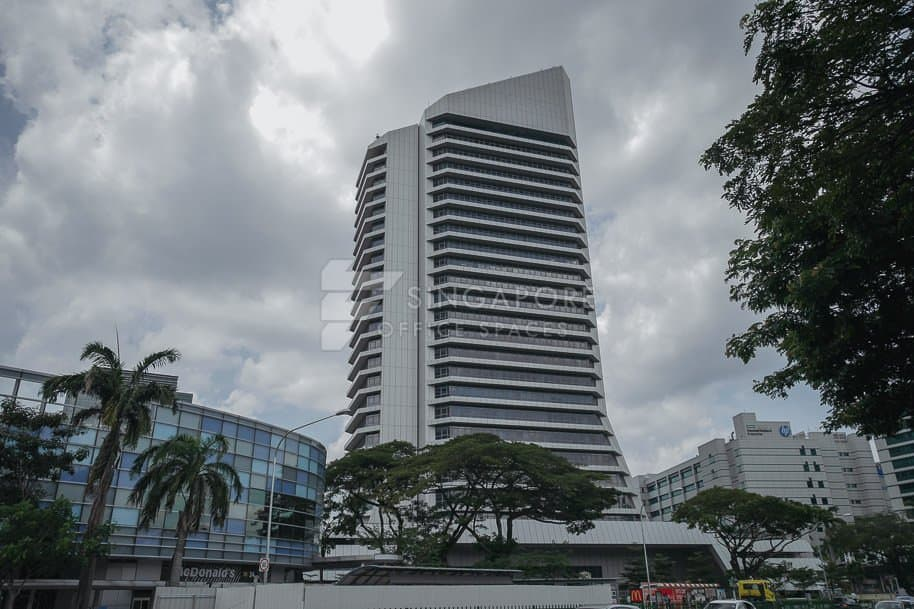Fragrance Empire Building Office For Rent Singapore 359