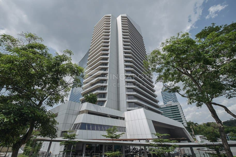 Fragrance Empire Building Office For Rent Singapore 370