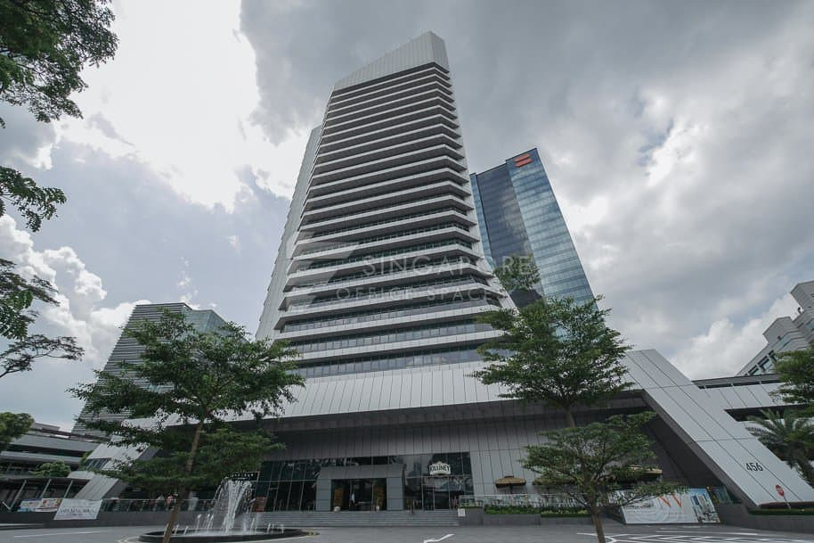 Fragrance Empire Building Office For Rent Singapore 371
