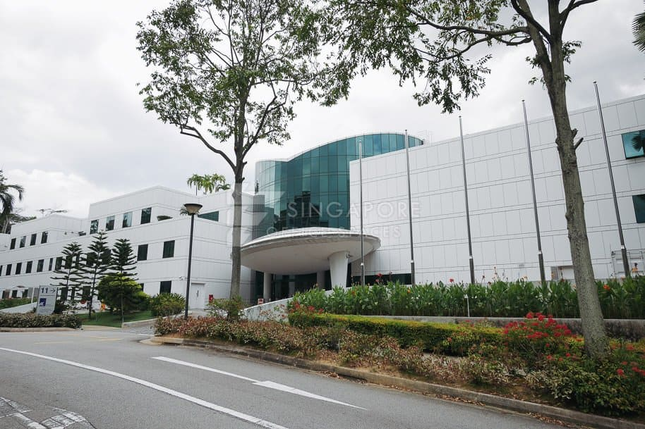 Institute Of Microelectronics Office For Rent Singapore 1265