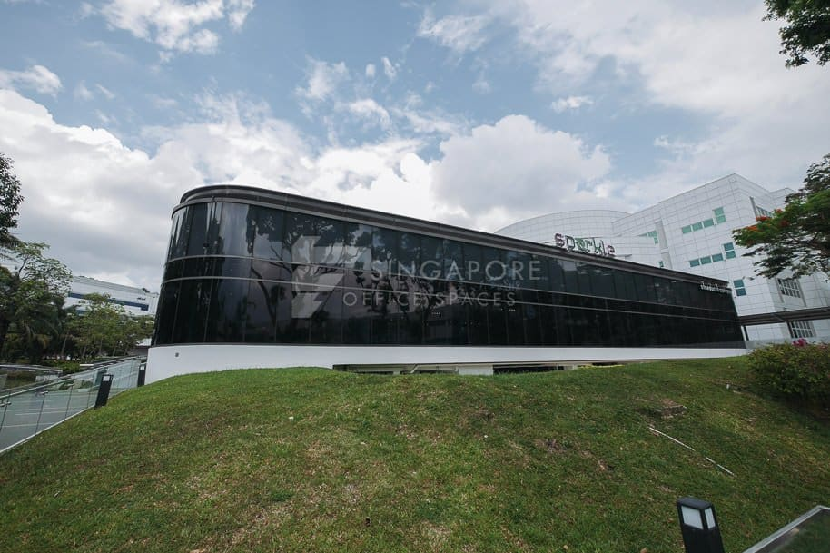 Sparkle Office For Rent Singapore 1229
