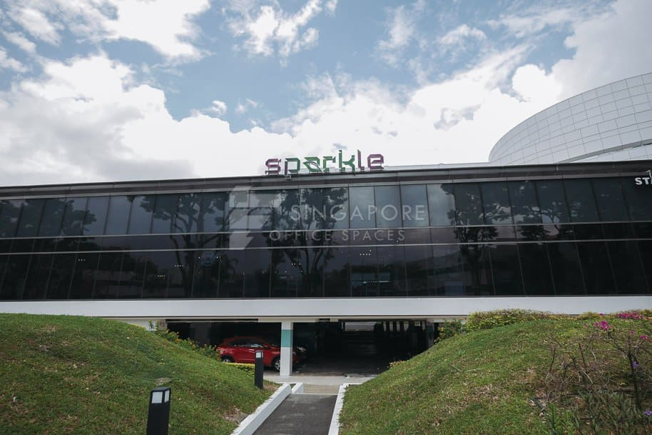 Sparkle Office For Rent Singapore 1230